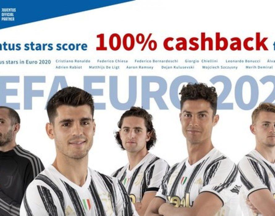 SKYWORTH Announces: Juventus stars score 100% cashback for TV