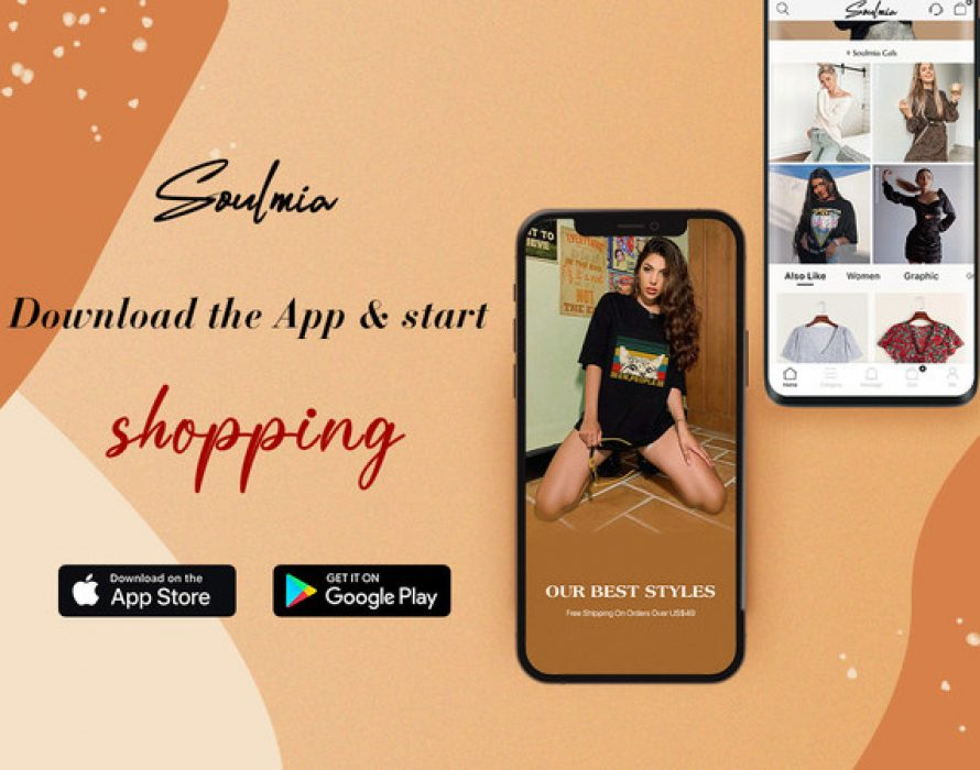Soulmia Launches Their Inaugural Online Shopping App for an Improved Customer Shopping Experience