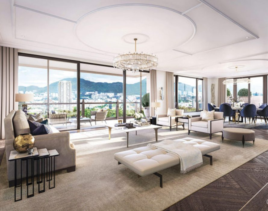St. George's Mansions Penthouse Sold by Tender for Project High of HK$260 Million