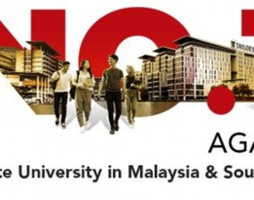 Taylor's University still #1 in Malaysia and Southeast Asia in new QS rankings