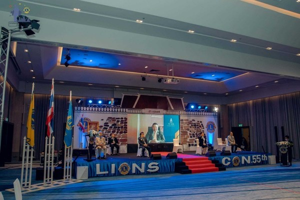TCEB HYBRID LIONS CLUBS INTERNATIONAL CONVENTION IN NAKHON RATCHASIMA A SUCCESS AGAINST COVID-19 SITUATION