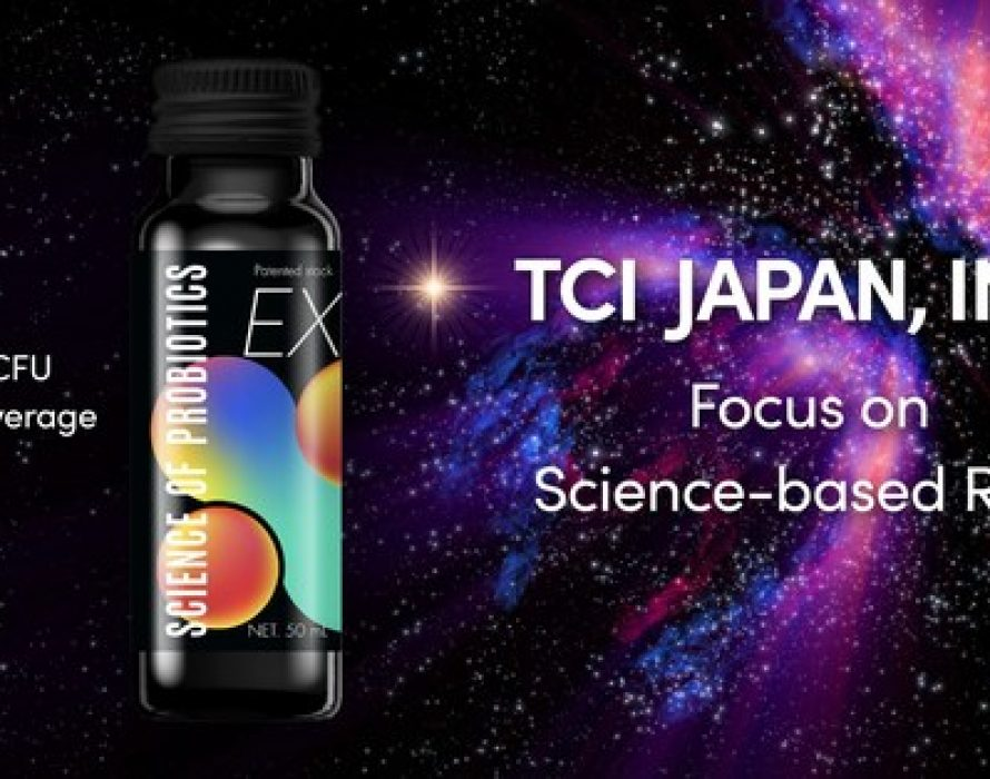 TCI JAPAN Launched its Breakthrough, SCIENCE OF PROBIOTICS, Demonstrating How to Keep Probiotics Alive without Refrigeration for over 1 year