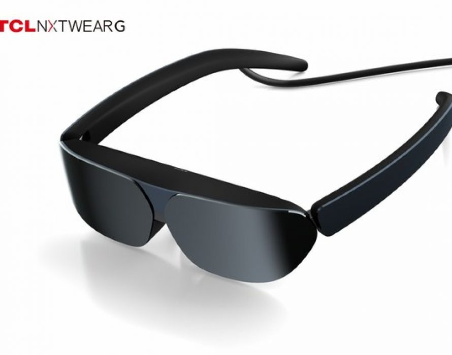 TCL NXTWEAR G Smart Glasses and Multi-Screen Collaboration Feature Announced at MWC 2021
