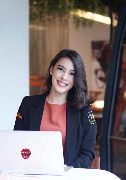 Debora Imanuella, Senior Vice President of UniPin Community