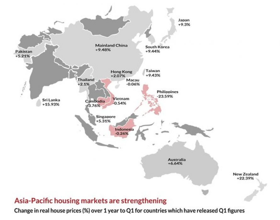 Unprecedented global house price boom – Global Property Guide's latest report.