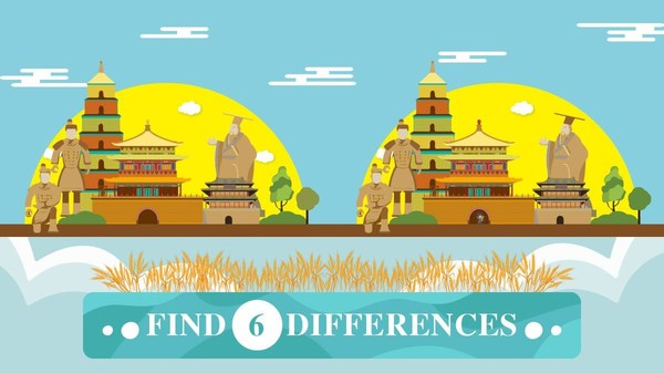 When Grain in Ear Meets World Environment Day, Shaanxi Displays the #ColorfulShaanxi via Overseas Social Media