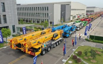 XCMG Delivers Over 100 Units of Geographically Customized Cranes to International Customers