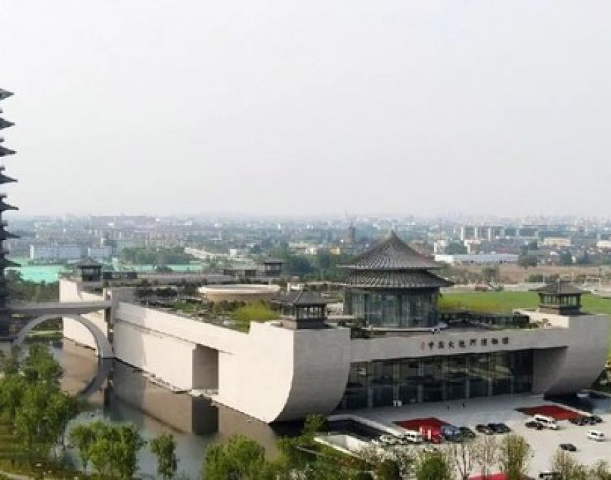 """Yangzhou China Grand Canal Museum officially Opens — """"Major WorldCanals and Canal Cities"""" Connects the Canal Culture"""