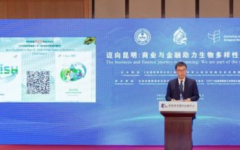 Yili Reports Strong Progress on Biodiversity Protection and Sustainability at the Warm-up Event of the 2021 BBF