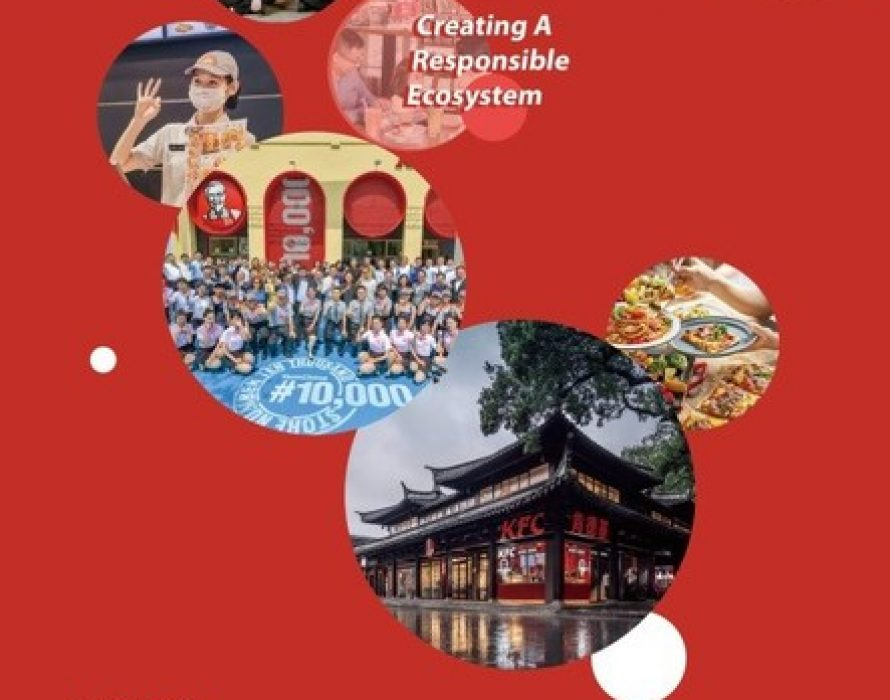 Yum China Releases 2020 Sustainability Report