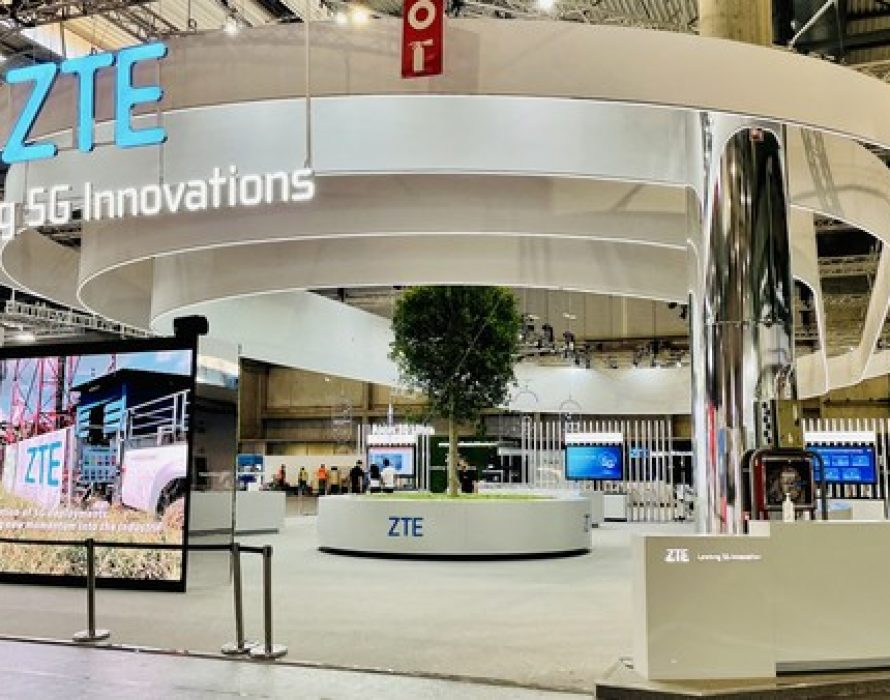 ZTE makes its mark at MWC 2021