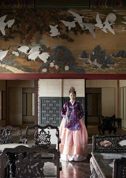 Korea in Fashion - A Princess's Dream (Changdeokgung & Changgyeonggung Palaces), provided by the Korea Cultural Heritage Foundation