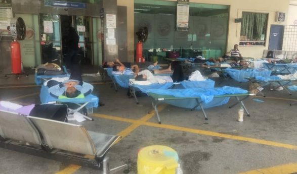 Immediate intervention by MOH needed at Klang GH