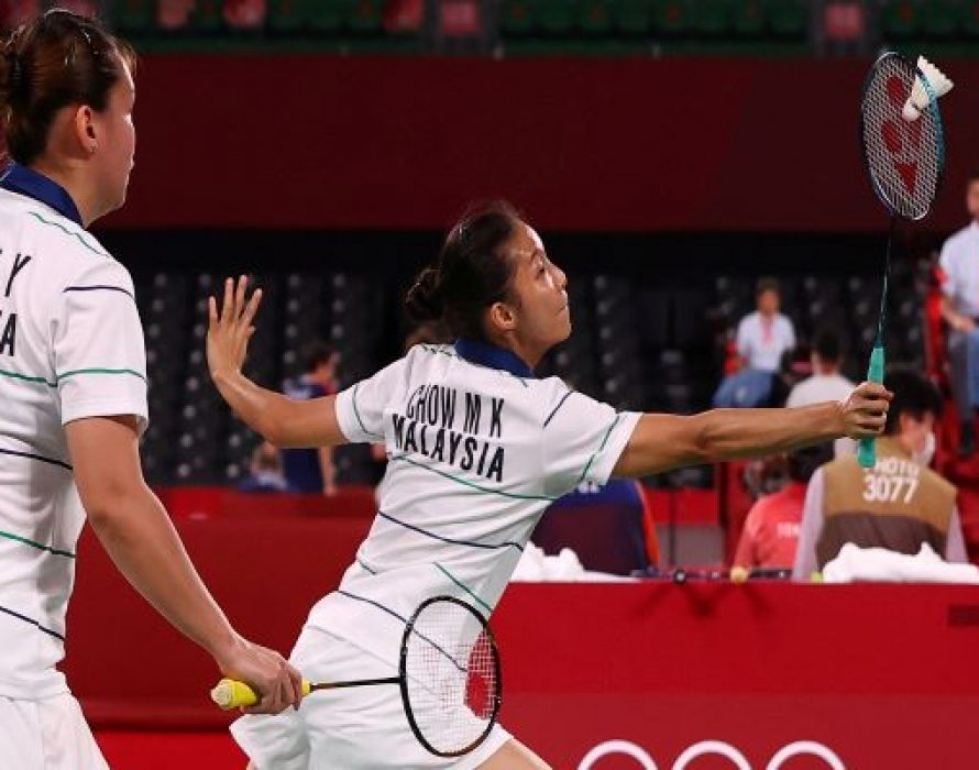 Mei Kuan-Meng Yean bow out of Tokyo Olympics in style