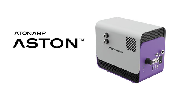 Atonarp's Aston is an innovative in-situ semiconductor metrology platform with an integrated plasma ionization source.