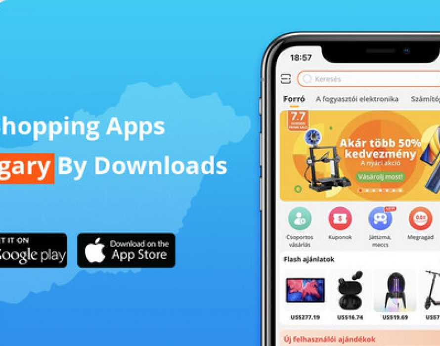 Banggood Emerges as 3rd Most Downloaded Shopping App in Europe right before Summer Prime Sale Blow Out