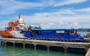 BRI Deploys Teras BRI Ships to Provide Vaccination in the Maluku Islands