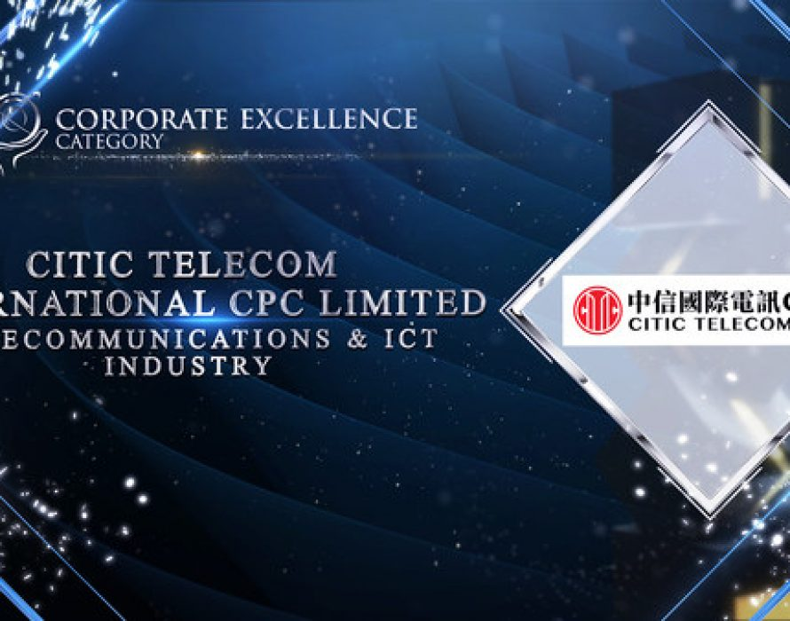 CITIC Telecom International CPC Limited Honoured at the Asia Pacific Enterprise Awards 2021 Regional Edition