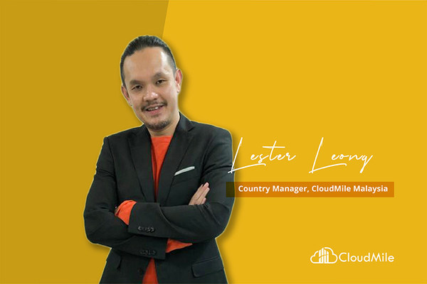 CloudMile has recently recruited the former General Manager of IT distribution giant Ingram Micro, Lester Leong as country manager of CloudMile Malaysia.