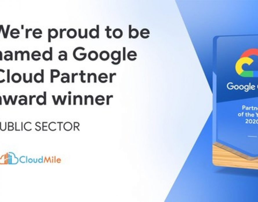 CloudMile Wins 2020 Google Cloud Partner of the Year: accelerating digital transformation in Asia governments