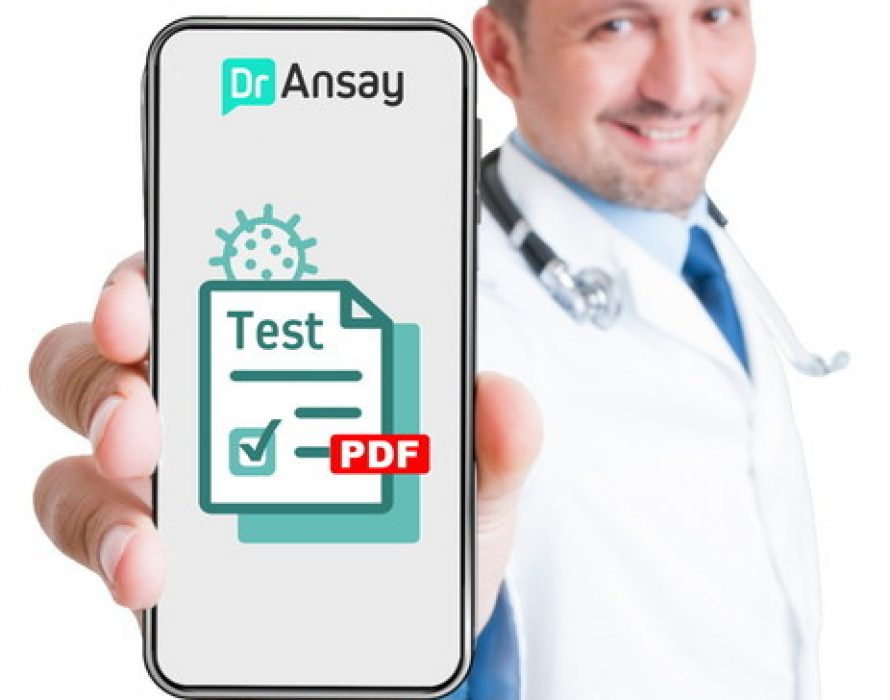 COVID-19: Doctor's certificates for antigen self-tests now offered online worldwide by DrAnsay.com