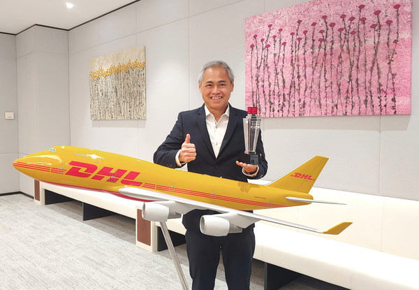 DHL Express Hong Kong awarded by Great Place to Work® institute for 6th consecutive year
