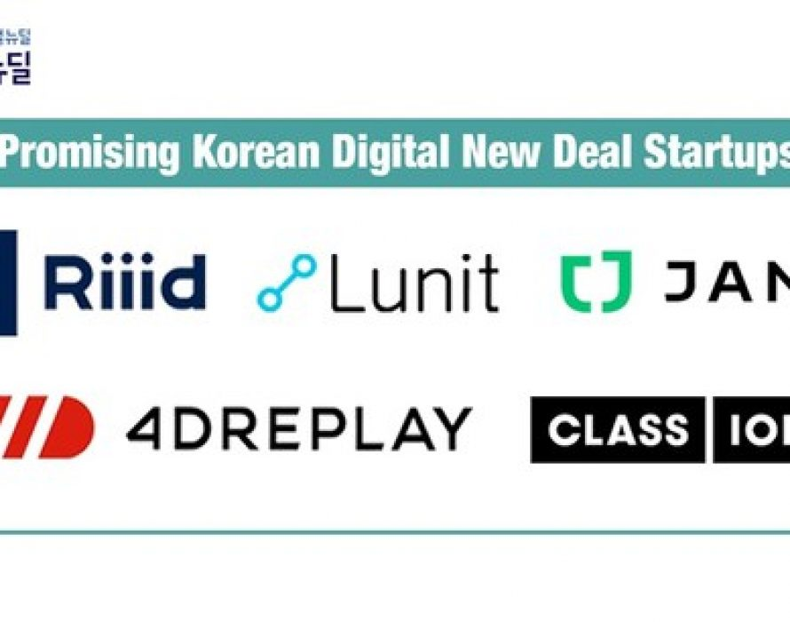 Digital New Deal Startups Gain Global Attention