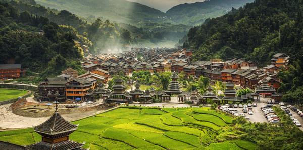 Photo by Quanwu Mao Colorful Guizhou-China Original Ecology International Photography Exhibition