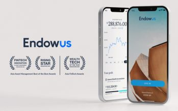Endowus crosses S$1 billion in assets in under 20 months to become Singapore's fastest growing digital wealth manager