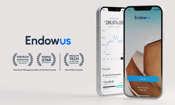 Endowus is the first and only digital advisor for Cash, CPF and SRS - and have been widely recognised by the industry across various notable awards.