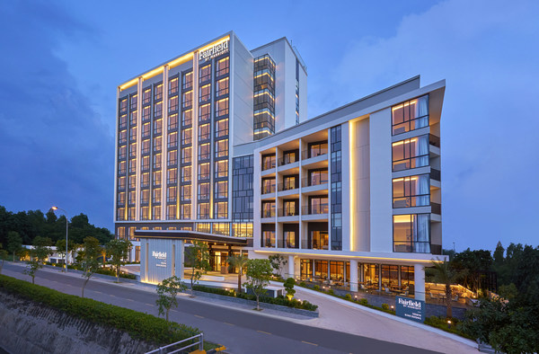 Fairfield by Marriott today announced the opening of Fairfield by Marriott South Binh Duong, celebrating the brand's debut in Vietnam.