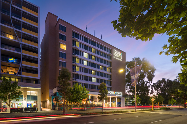 Four Points by Sheraton Perth, Hotel Exterior