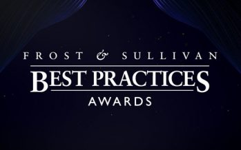 Frost & Sullivan Best Practices Recognition Honors Industry-leading Companies at the 2021 Asia-Pacific Virtual Awards Ceremony