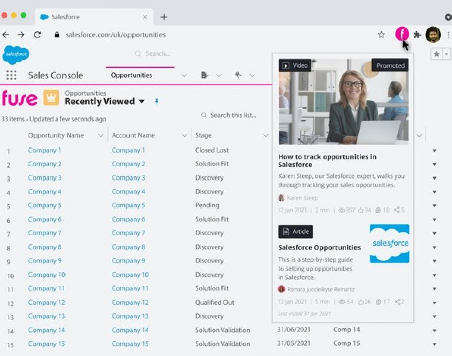 Fuse merges modern learning tech, intelligent search, and predictive performance support to unlock 'knowledge in the flow'