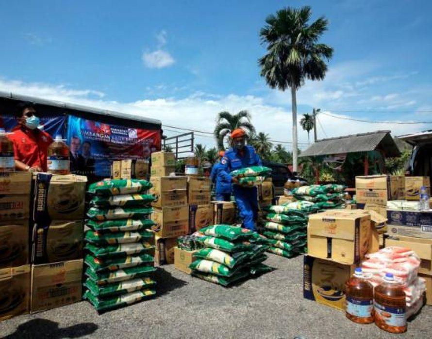 3,391 households have received Bakul Prihatin Negara assistance so far
