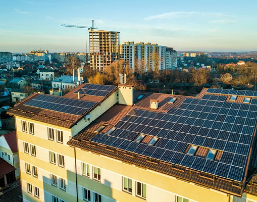 GCC's Distributed Energy Market Propelled by Rooftop Solar PV and Hybrid Power Systems' Expansion