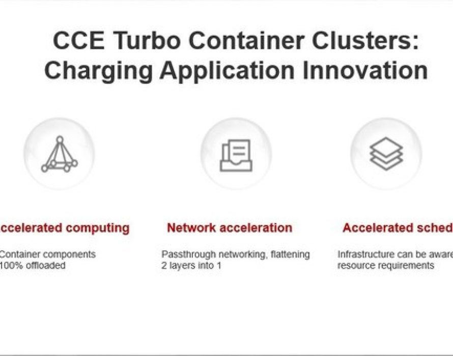 HUAWEI CLOUD Unveiled CCE Turbo, a Revolutionary Container Cluster