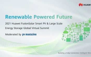 Huawei Reshapes Utility Scale Energy Storage for a Renewable-Powered Future