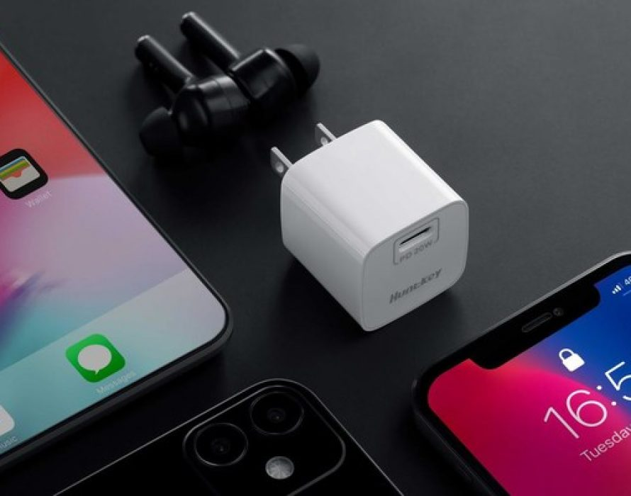 Huntkey Launches New 20W PD Charger in Amazon US