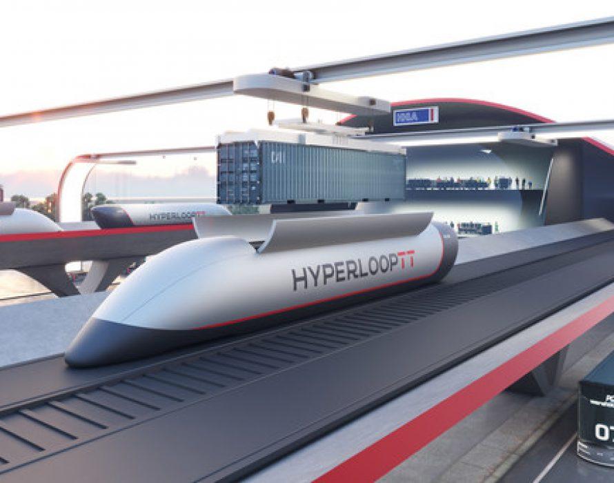 HyperloopTT and HHLA Reveal HyperPort(TM)