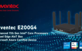 Inventec introduces E200G4, the High-Efficiency AIoT Edge Box