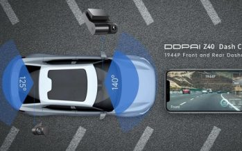 Keep The Moment, DDPAI Rolls Out Z40 Dashcam