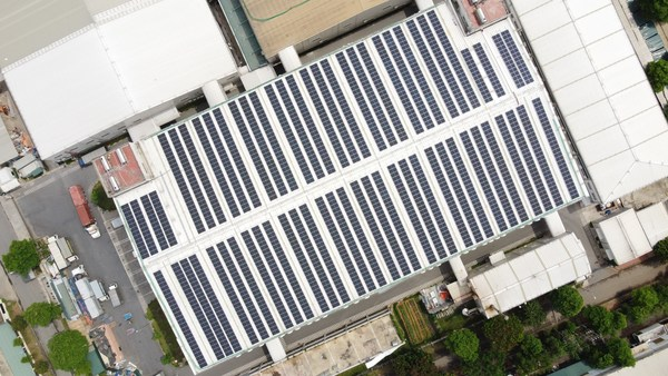 LONGi supplied 1,224kWp of high-efficiency modules to the Crystal International Group in Hanoi.