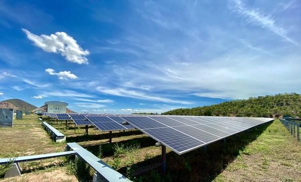 20MW Siam Solar Farm