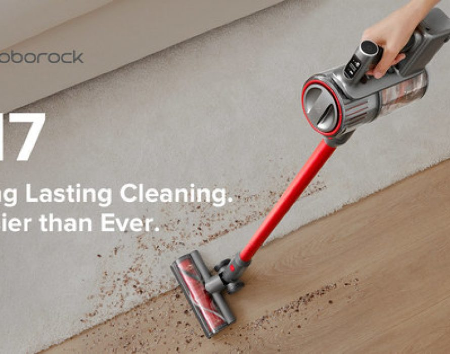 Meet the Powerful Roborock Cordless Vacuum Which Also Mops