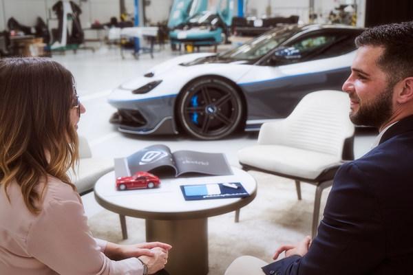 Automobili Pininfarina Bespoke 1