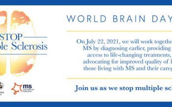 On World Brain Day Join WFN, MSIF to Stop Multiple Sclerosis