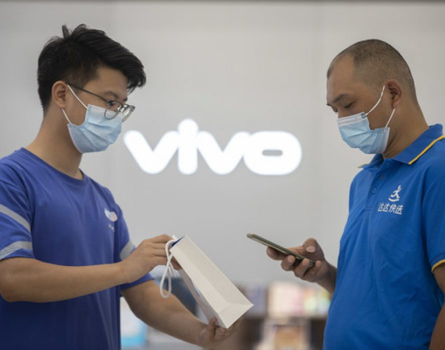 Over 500 Official Authorized Vivo Stores Launch on Dada Group's JDDJ