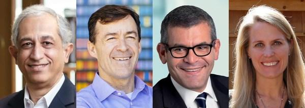 Sanjiv Misra, David Burke, Brad Fried and Martine Holter join Partners Capital Board of Directors.