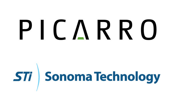 Picarro and Sonoma Technology (PRNewsFoto/Picarro, Inc.)